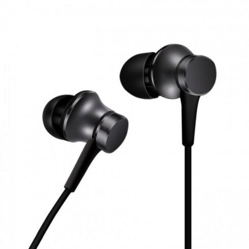 Слушалки Xiaomi Mi In-Ear Headset, микрофон, черен в Слушалки - Xiaomi | Alleop