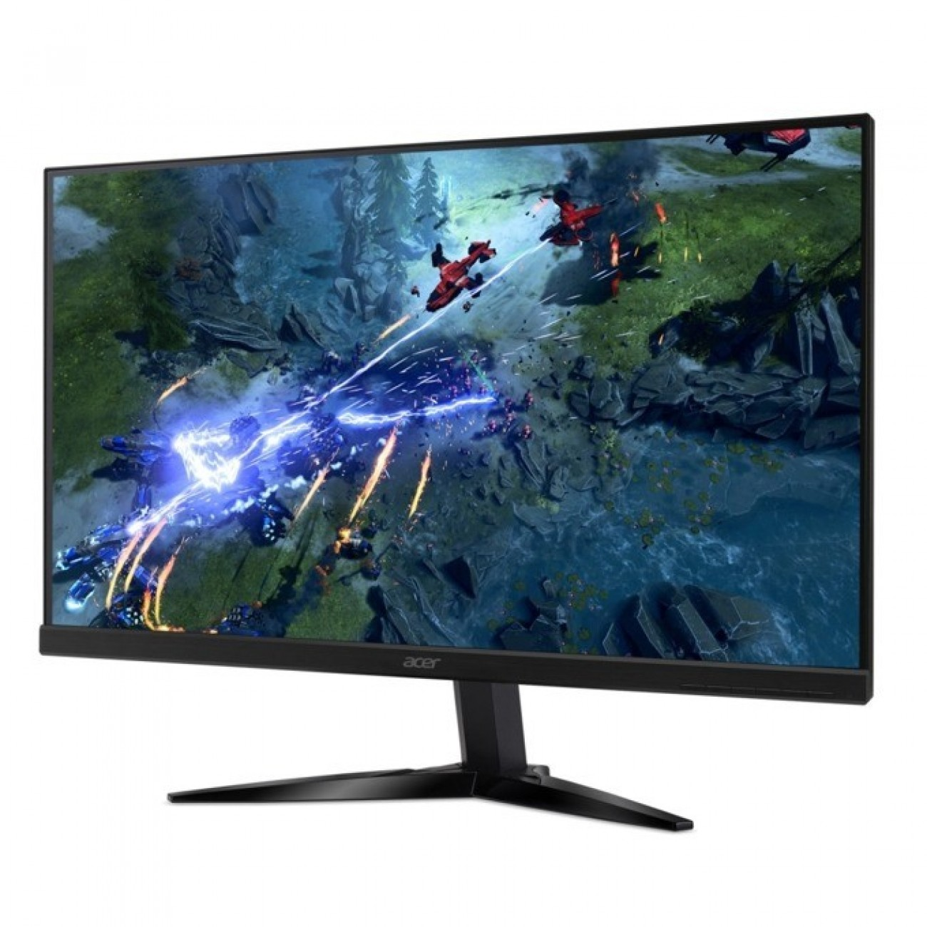 Монитор Acer KG251Qbmiix (UM.KX1EE.002), 24.5 (62.23 cm) TN панел, Full HD, 1ms, 100 000 000:1, 250cd/m2, HDMI, VGA в Монитори - Acer | Alleop
