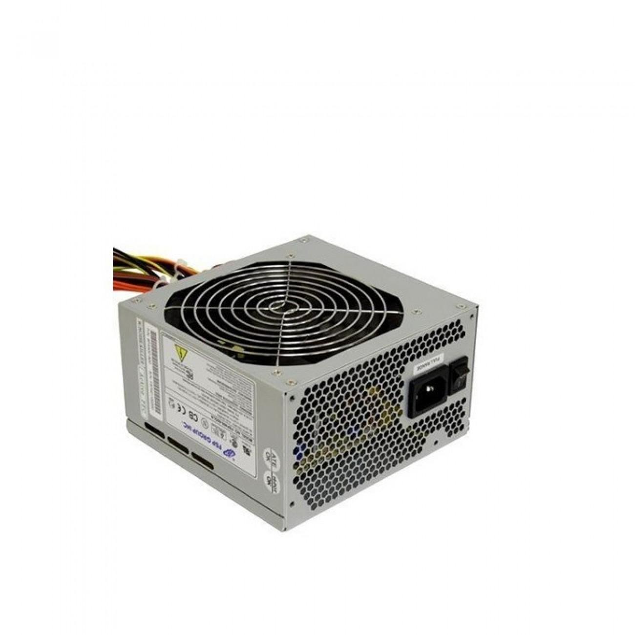 Захранване 500W Fortron 500-60APN, Active PFC, Silent, 120mm вентилатор в Захранвания Настолни компютри - Fortron | Alleop