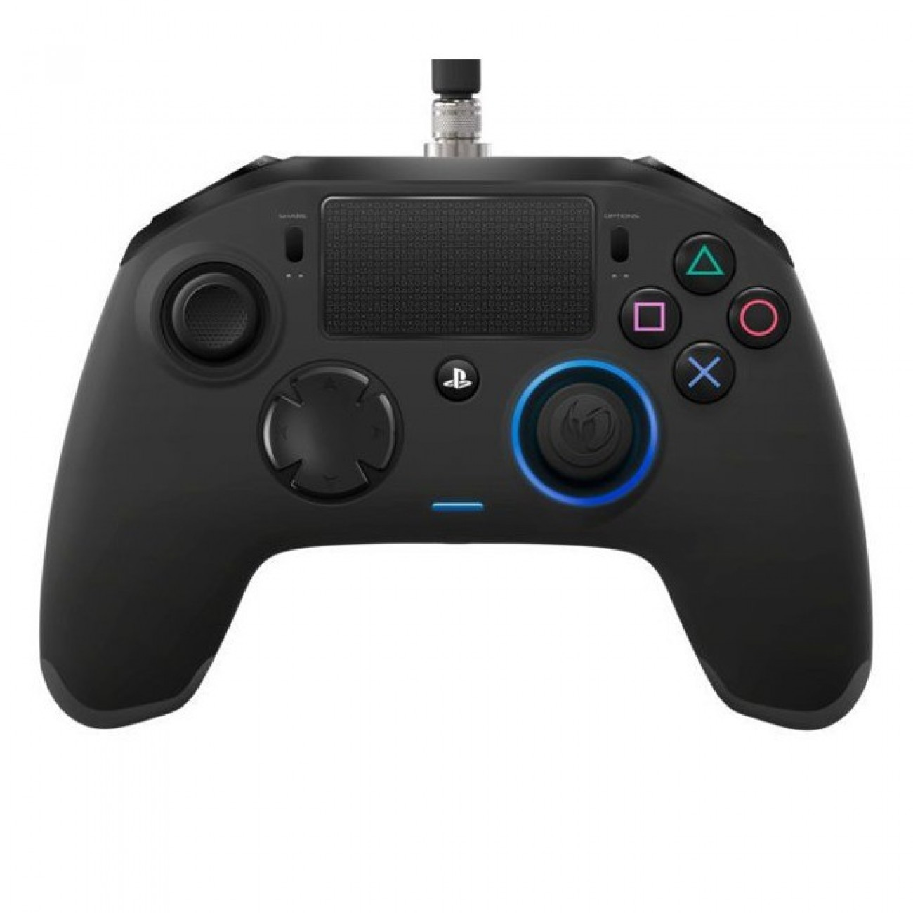 Геймпад Nacon Revolution Pro, за PS4, черен в Геймпади, Волани, Джойстици - Nacon | Alleop