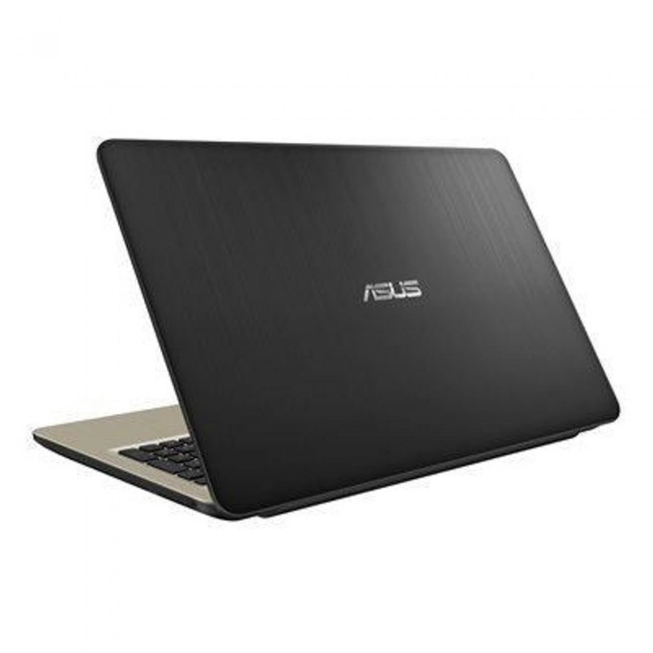 Лаптоп Asus X540MA-DM196 (X540MA-DM196), двуядрен Gemini Lake Intel Celeron N4000 1.10/2.6 GHz, 15.6 (39.62 cm) Full HD Anti-Glare Display, (HDMI), 4GB LPDDR4, 1TB HDD, 1x USB 3.0, Endless OS, 2.00 kg в Лаптопи - Asus | Alleop