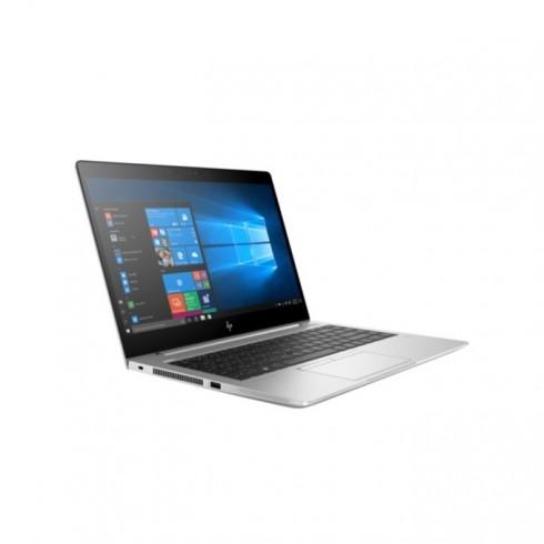 Лаптоп HP EliteBook 745 G5 (2MG24AV_30048364)(сив), четириядрен ZEN AMD Ryzen 7 2700U 2.2/3.8GHz, 14.0 (35.56 cm) Full HD Anti-Glare Display, (HDMI), 16GB DDR4, 256GB SSD, 1x USB Type-C, Windows 10, 1.48 kg в Лаптопи - HP   Alleop
