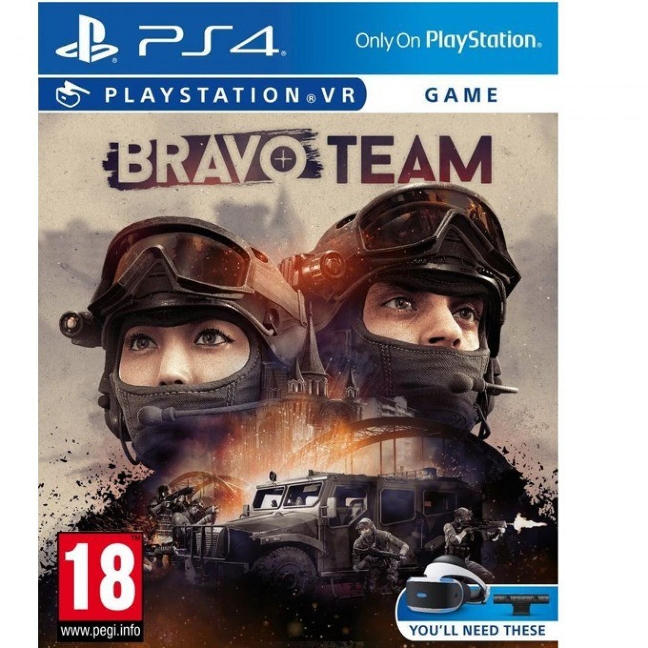 Игра за конзола Bravo Team VR, за PS4 в Игри за Конзоли - Sony | Alleop