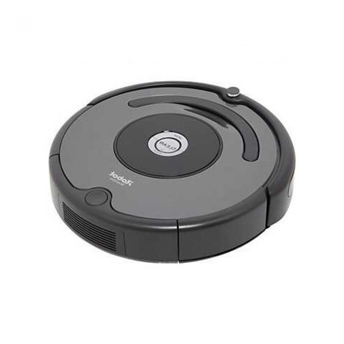 Прахосмукачка IRobot Roomba 676, робот, безжична, за площ до 100 кв.м, AeroVac® Филтър, отложен старт, черна