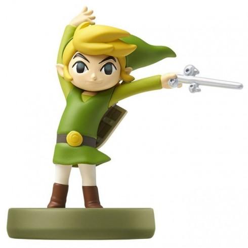 Nintendo Amiibo - Toon Link, за Nintendo 3DS/2DS, Wii U в Аксесоари за Конзоли -  | Alleop