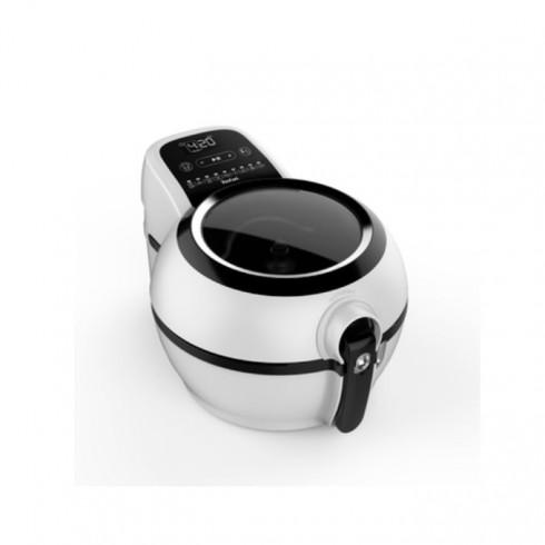 Фритюрник Tefal ActiFry GENIUS FZ760030, вместимост 1.2 кг., LCD екран, автоматично спиране, 1350 W, бял в Фритюрници -  | Alleop