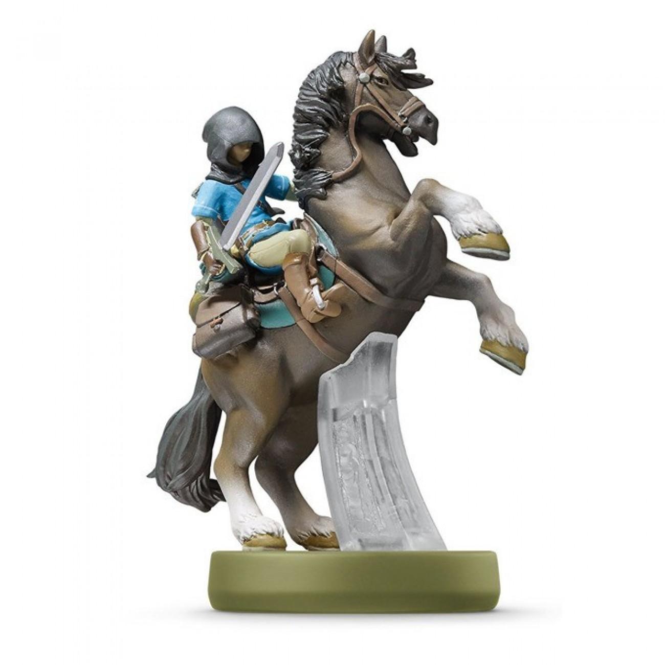 Nintendo Amiibo - Link Rider, за Nintendo 3DS/2DS, Wii U в Аксесоари за Конзоли -  | Alleop