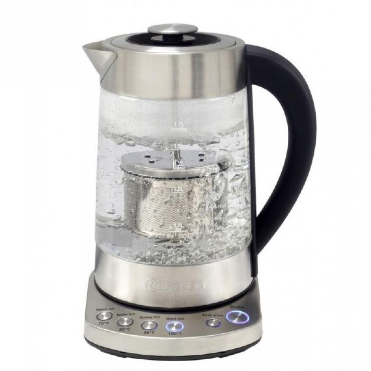 Ел. кана за чай Rohnson R 760 в Електрически кани - Rohnson | Alleop