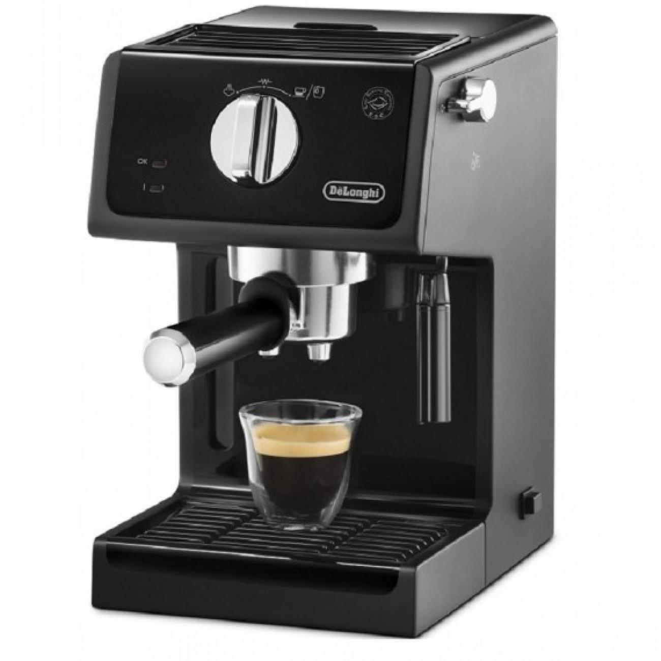 Кафемашина Delonghi ECP 31.21 в Еспресо машини - DeLonghi | Alleop