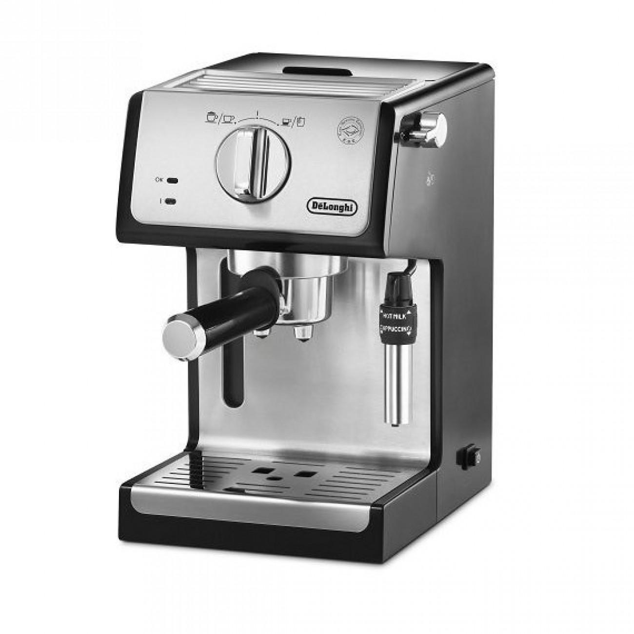 Кафемашина Delonghi ECP 35.31 в Еспресо машини - DeLonghi | Alleop