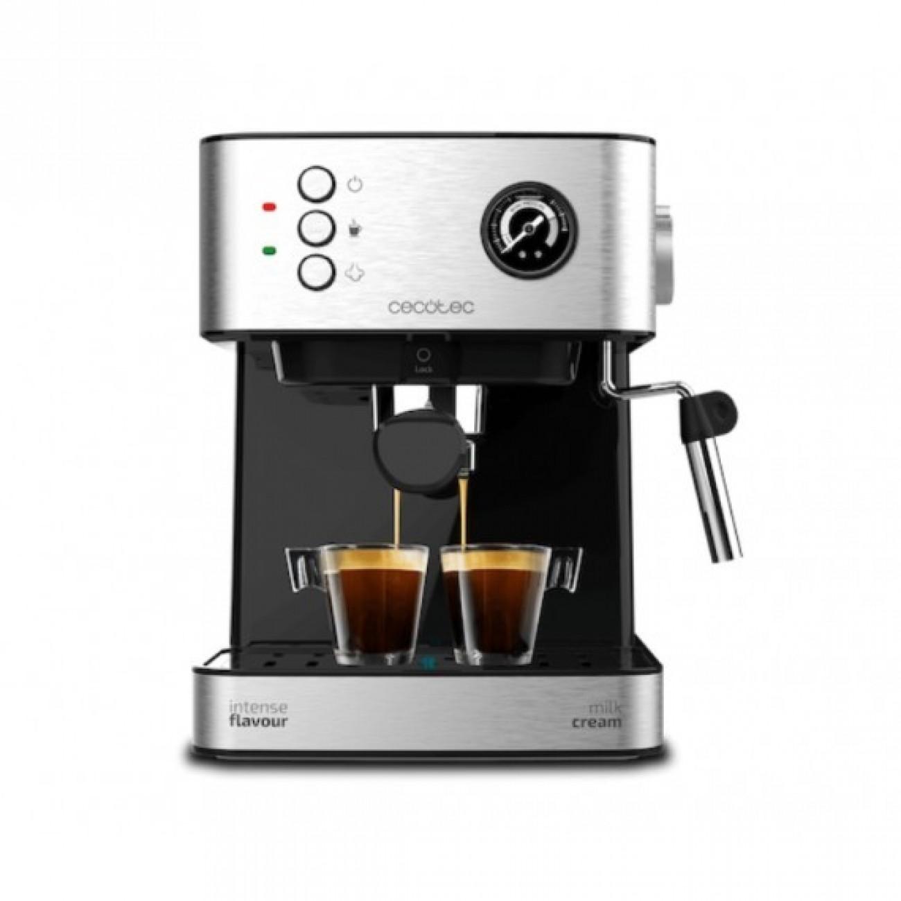 Еспресо кафемашина Cecotec 1556 Espresso 20 Profetional в Еспресо машини - Cecotec | Alleop