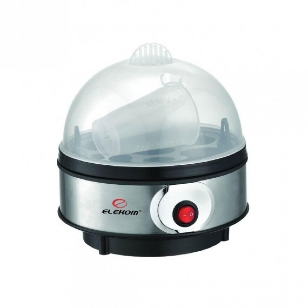 Яйцеварка Elekom EK 109 S/S в Multicooker & Уреди за готвене -  | Alleop