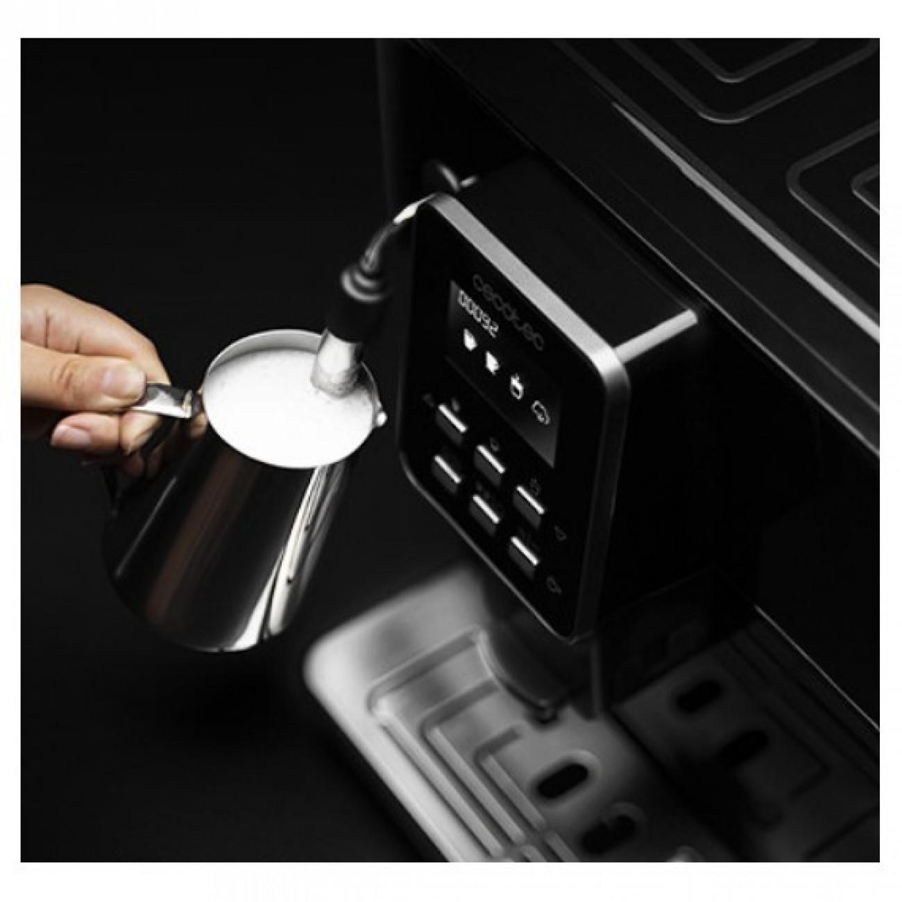 Кафеавтомат Cecotec Power Matic-ccino 6000 Serie Nera в Кафемашини -  | Alleop