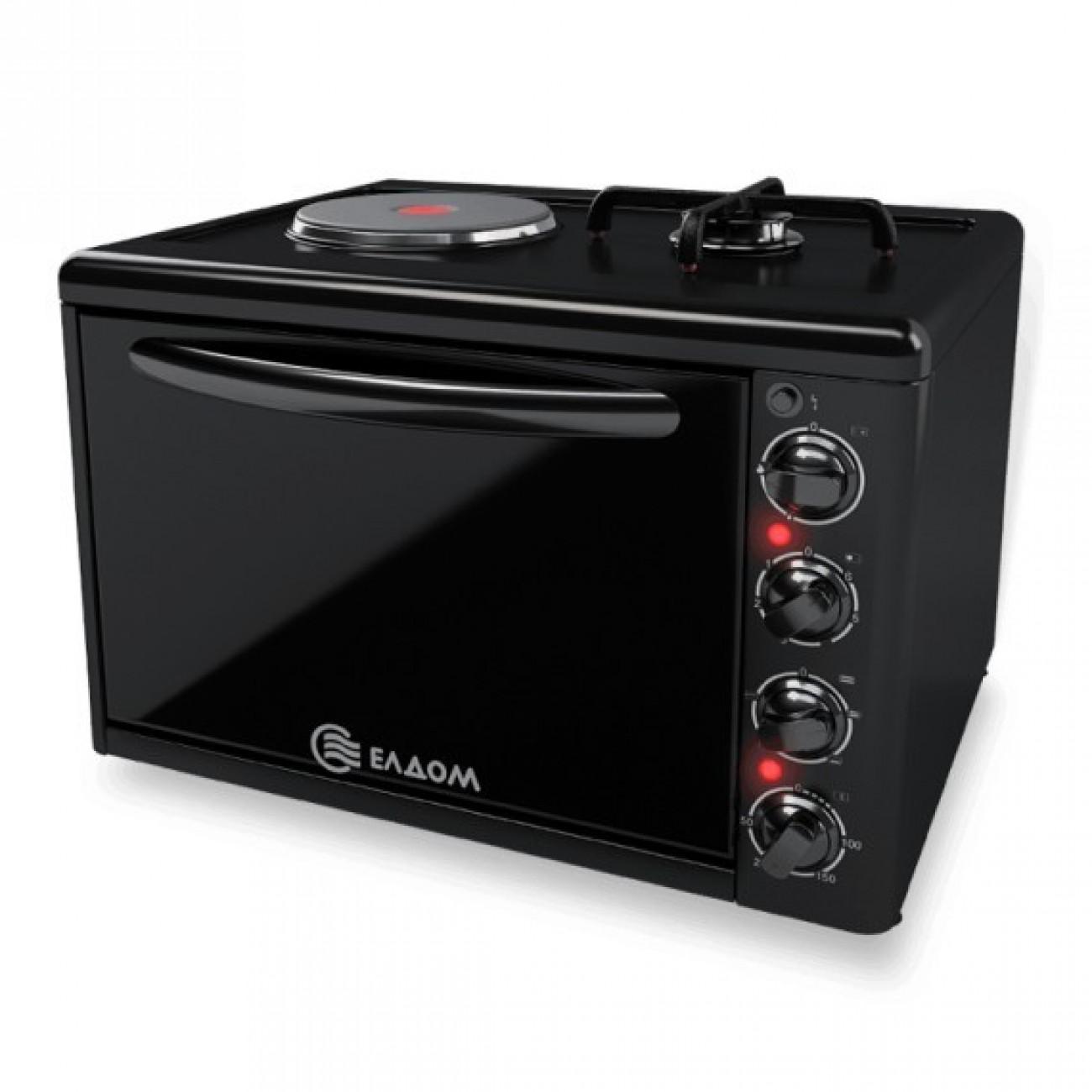 Мини готварска печка Eldom 213VFEN в Малки готварски печки -  | Alleop