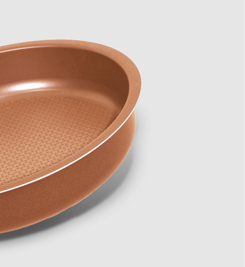 Тава за печене кръгла Pensofal CUPRUM PS 6722, 32 см