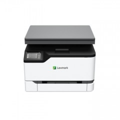 Мултифункционално лазерно устройство Lexmark MC3224dwe, цветен, принтер/копир/скенер, 600 x 600 dpi, 22 стр/мин, Wi-Fi, LAN, USB, A4