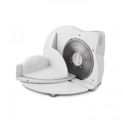 Колбасорезачка Esperanza Prosciutto EKM017W, 150W, 17 см диаметър, 0 до 15 мм, Бял