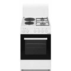 Комбинирана готварска печка Arielli C-5060/2GFL