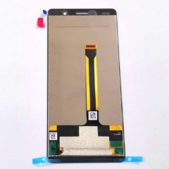 Дисплей за Nokia 7 Plus, LCD with touch original, черен